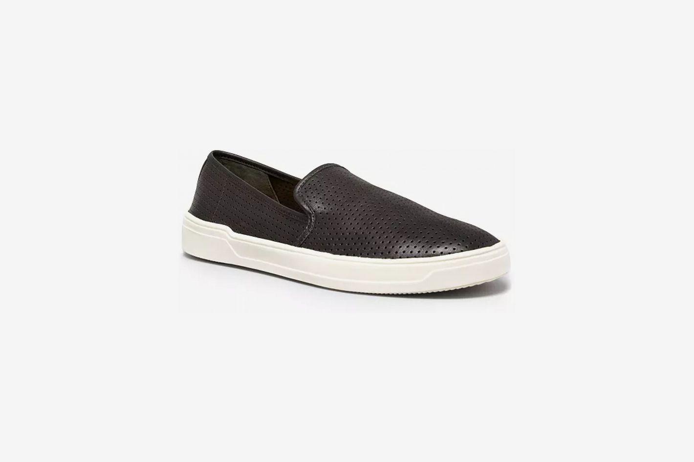 Via Spiga Women's Galeas Perforated Slip-On Sneakers