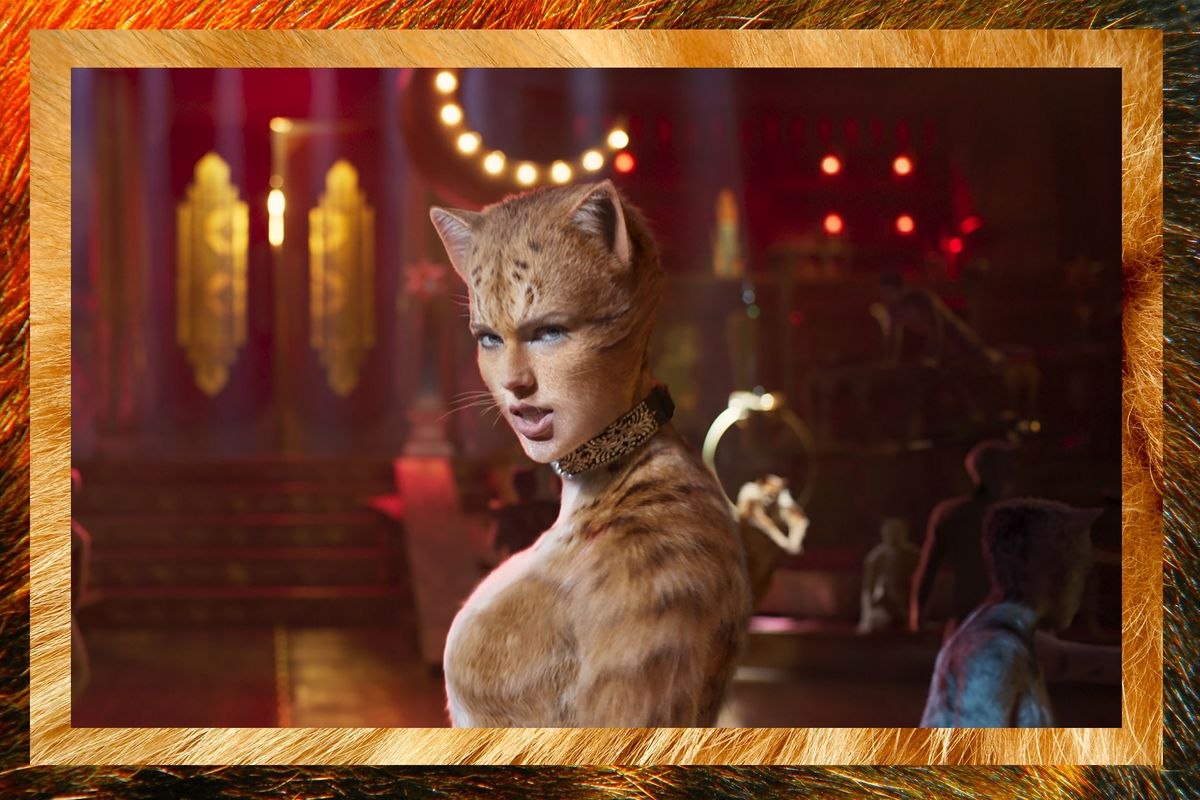 Cats Movie Trailer Why Do The Cats Have Human Breasts