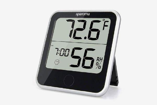 Indoor Humidity Temperature Monitor