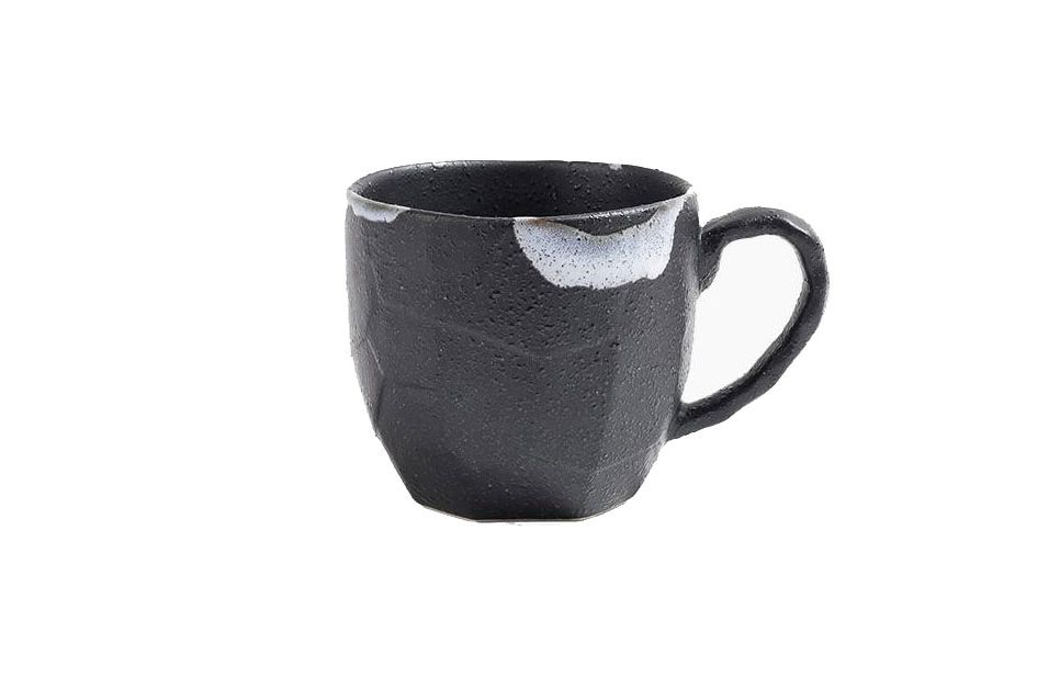 Faceted Rock Mug