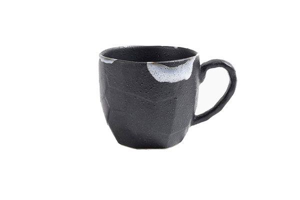 Faceted Rock Mug