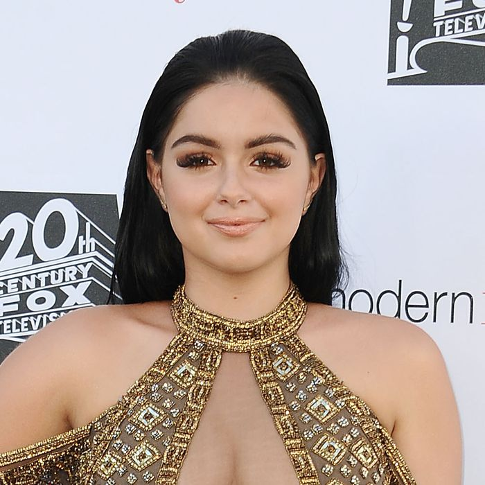 fec870a5513 Ariel Winter Doesn t Care If You Think She s Extra