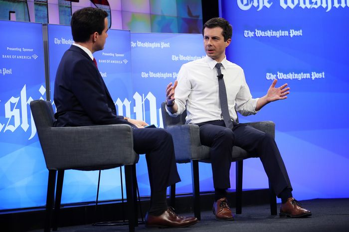 Buttigieg: Trump faked disability to avoid draft