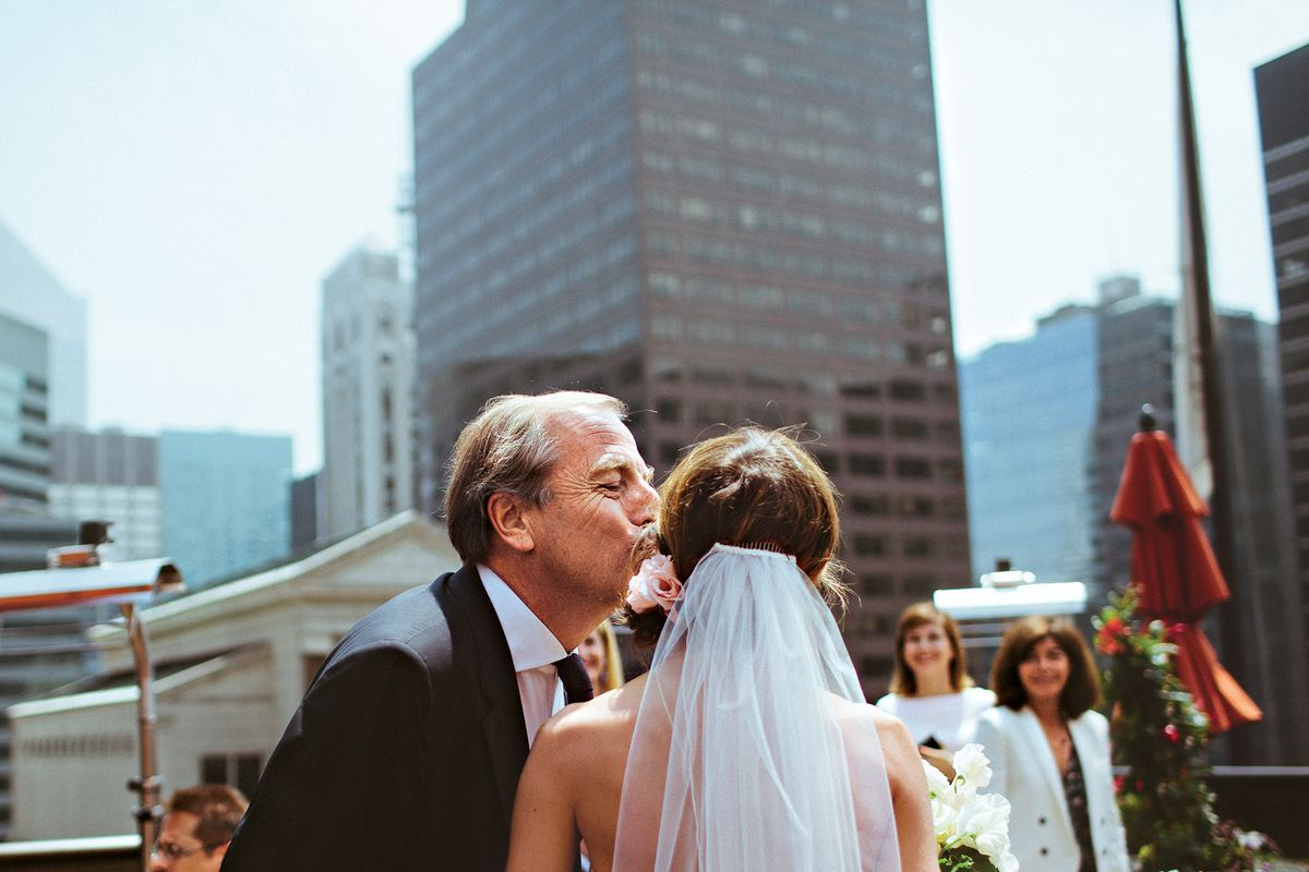 Nymag Real Weddings: - Wedding Album: Margot Avenati And Eric Mouly's Fifth