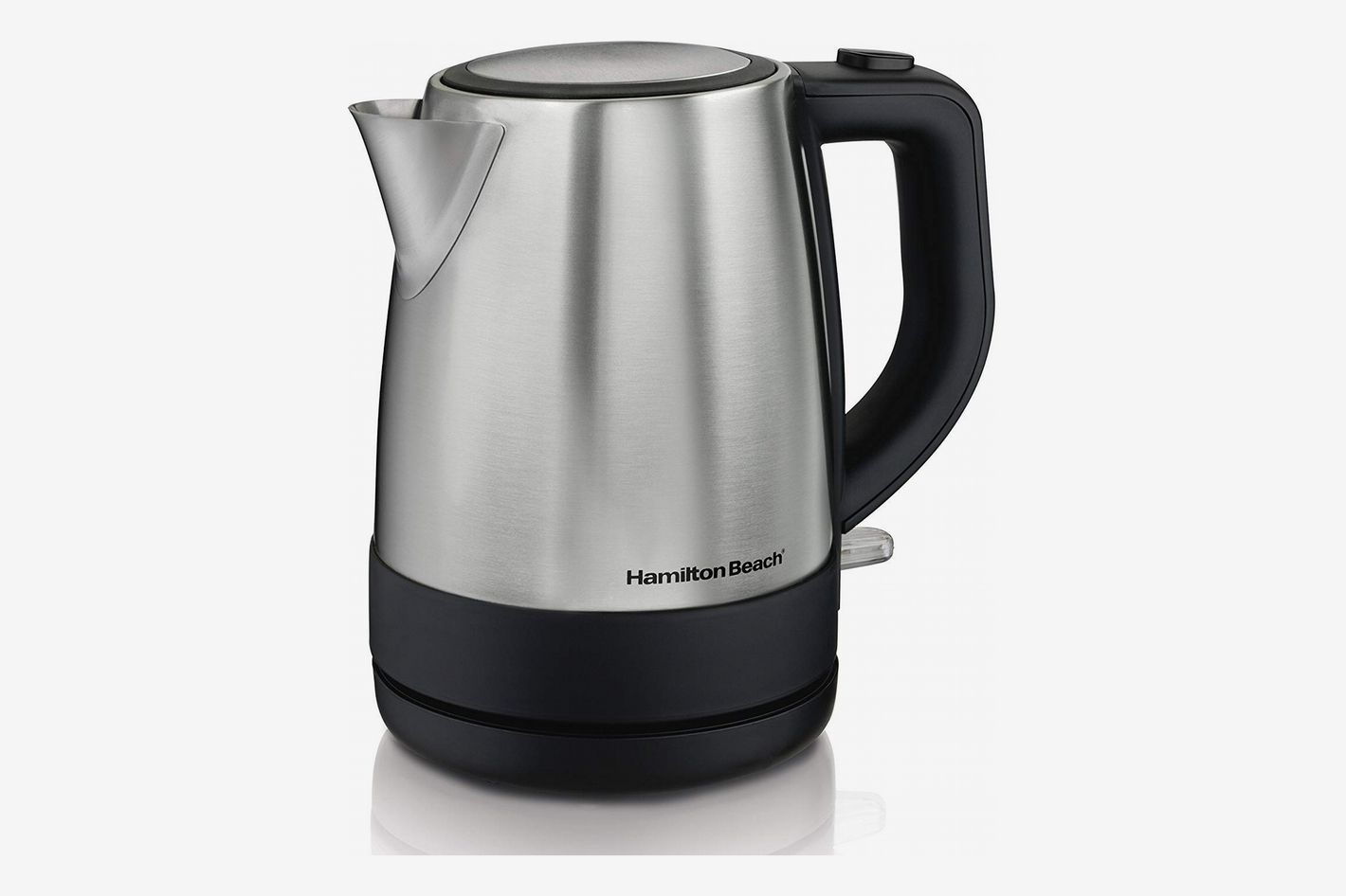 Hamilton Beach 40998 1L Electric Kettle, Silver