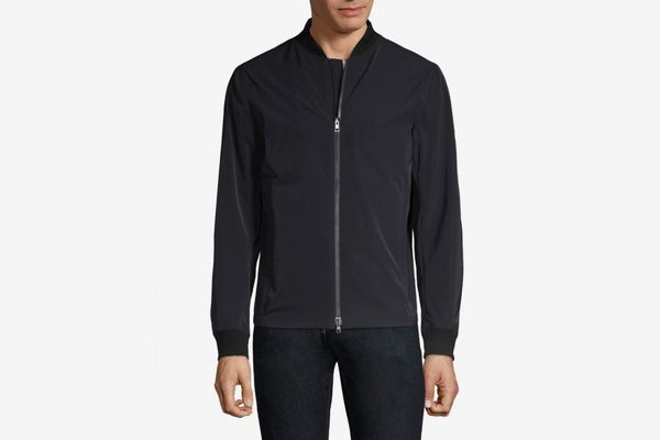 Theory Amir Foundation Bomber Jacket