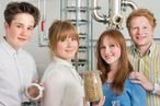 15-Year-Old Kid Opens Craft Gin Distillery With Siblings