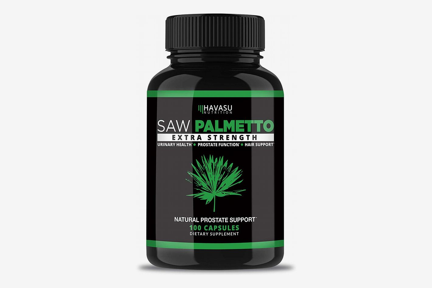 Saw Palmetto Supplement 100 Capsules