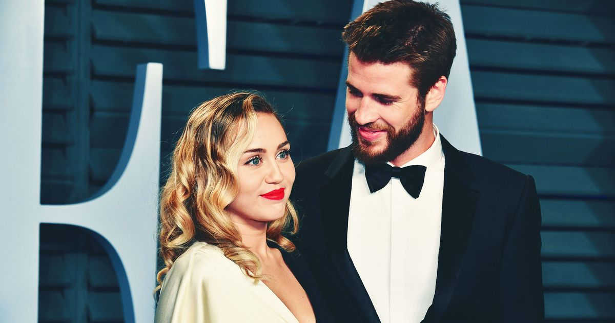 Liam dating hemsworth is who Miley Cyrus