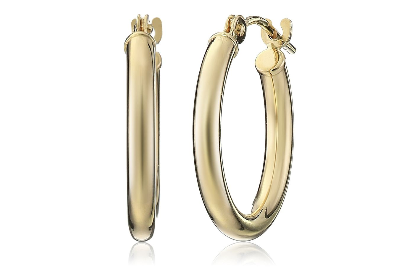 Amazon Collection Hoop Earrings