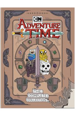Adventure Time: The Complete Series (DVD)