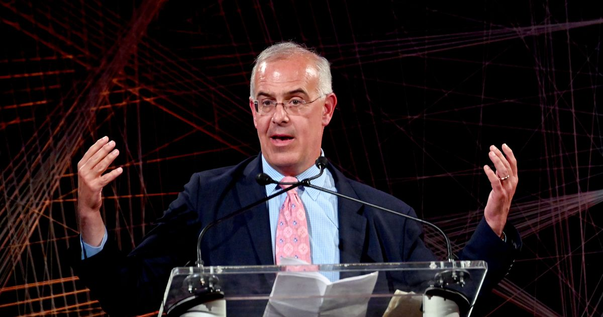 David Brooks: Anyone to My Left Is Uncivil and Un-American