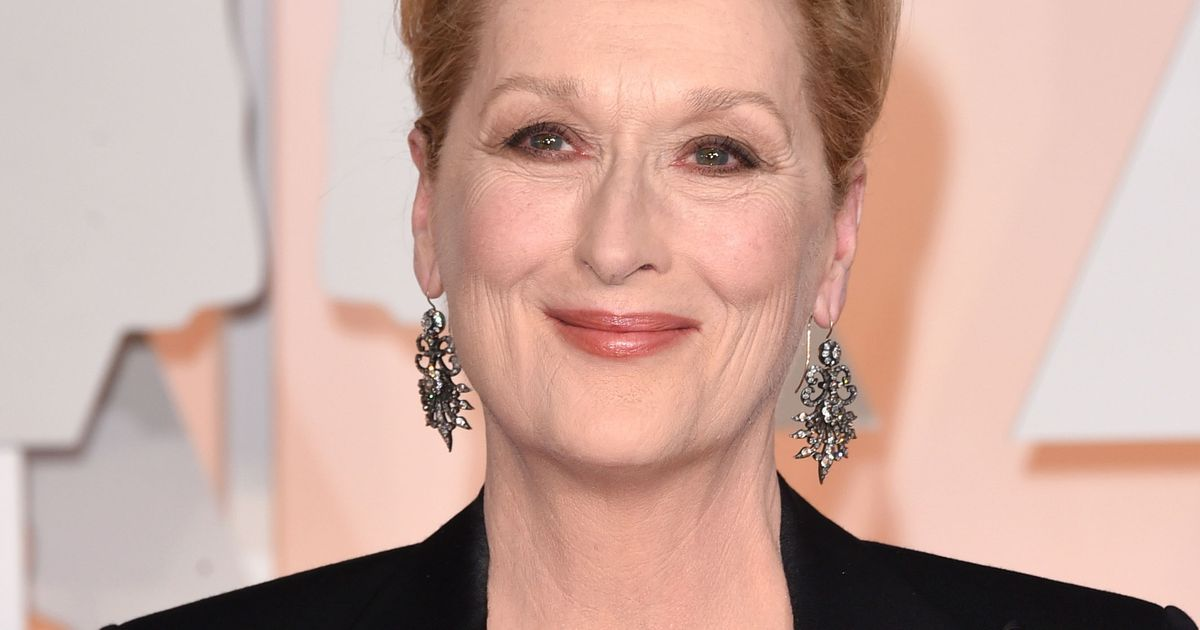 Meryl Streep Helpfully Reminded Congress We Still Don T