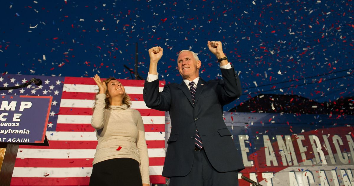 The Wild Twists That Could Make Mike Pence Our Next President