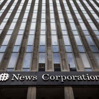 The News Corp. headquarters