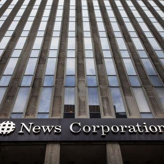 The News Corp. headquarters