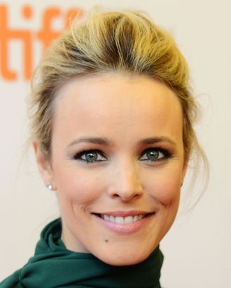 TORONTO, ON - SEPTEMBER 10: Actress Rachel McAdams attends the