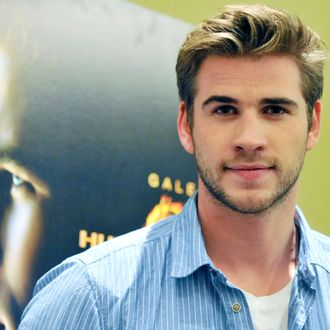 BEVERLY HILLS, CA - MARCH 29: Liam Hemsworth attends the Australians In Film screening of Lionsgate's