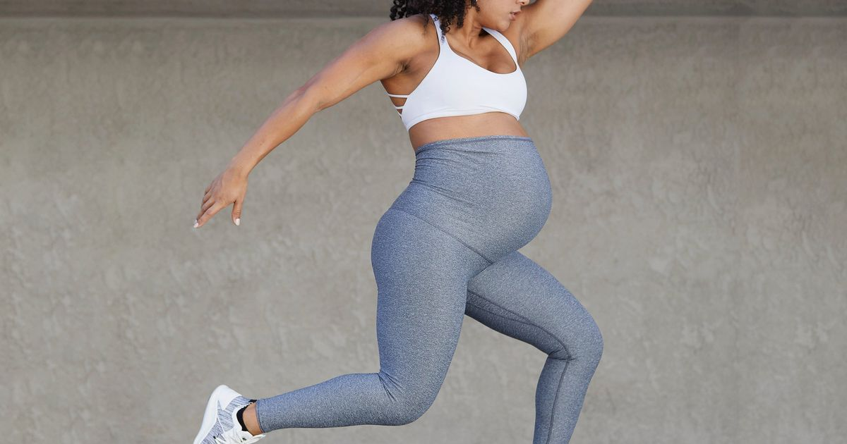 The Best Maternity Workout Clothes, According to Experts