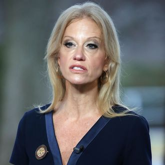 Merriam-Webster Tweets Facts Definition for Kellyanne Conway