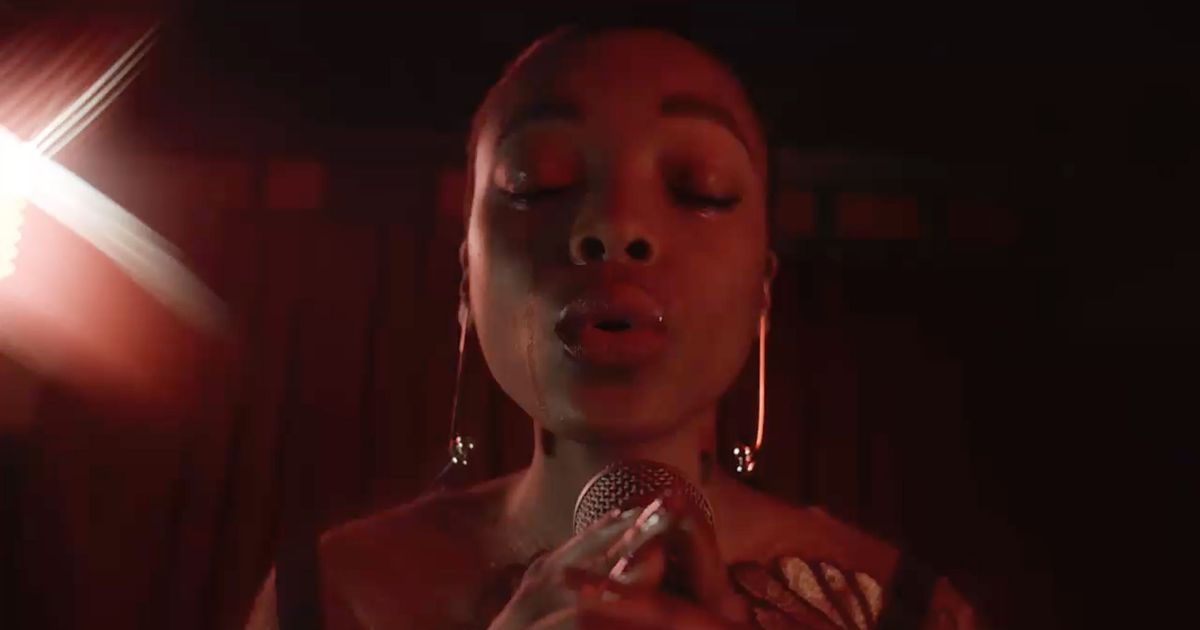 Watch a Jazz-Club Fashion Shoot Inspired by Sade