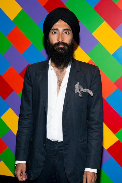 Waris Ahluwalia Wallpapers Waris Ahluwalia Says Screw Your Fashion Friends The Cut