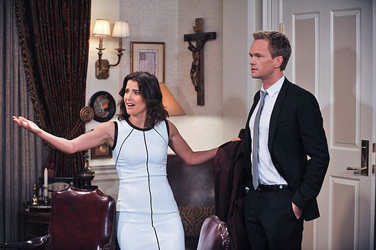How I Met Your Mother Barney Hookup Robin