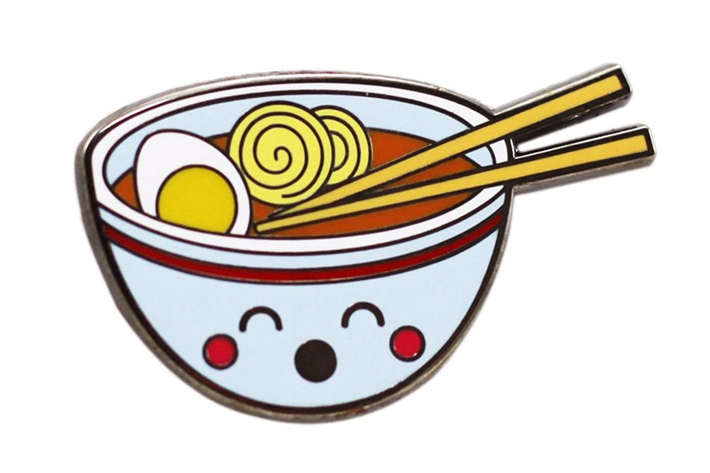 Ramen Pin by Real Sic