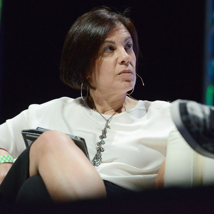 Joanne Wilson, co-founder of WeFestival.