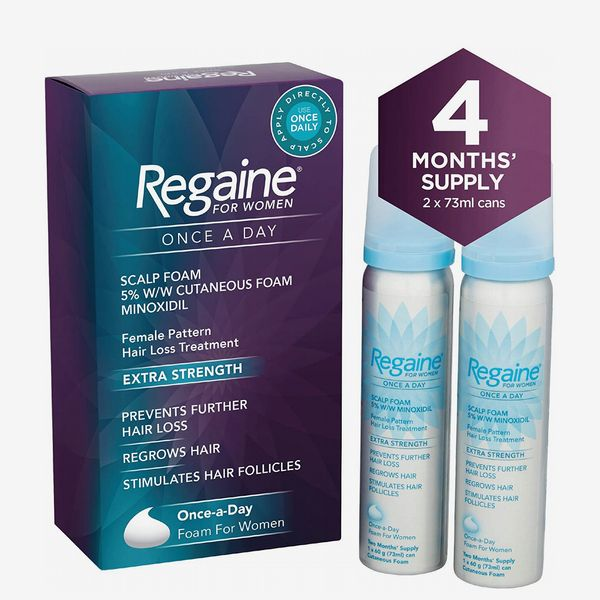 Regaine for Women Once A Day Scalp Foam (4 Month Supply)
