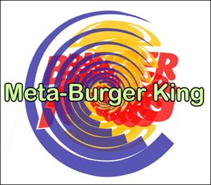 Meta Burger King