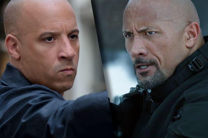 How the Vin Diesel-Dwayne Johnson Argument Affected 'Fate'