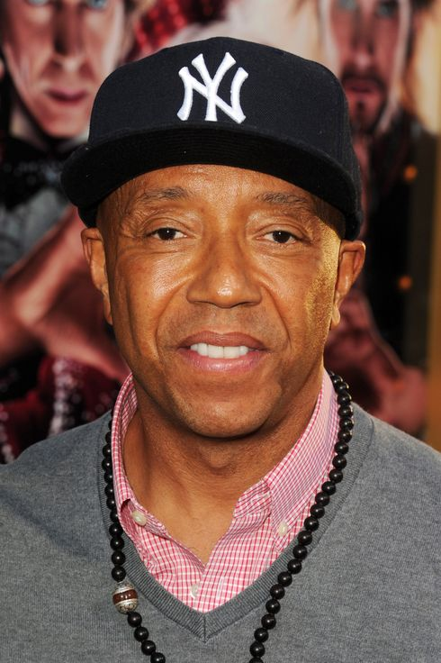 "Russell Simmons attends the premiere of Warner Bros. Pictures' ""The Incredible Burt Wonderstone"" at TCL Chinese Theatre on March 11, 2013 in Hollywood, California."