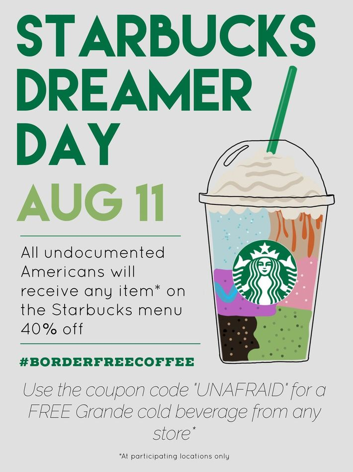 4chan s fake starbucks ads promise discounts for immigrants