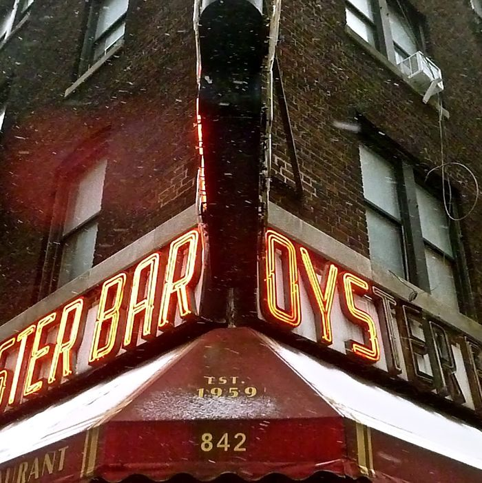Midtown's Famous Oyster Bar
