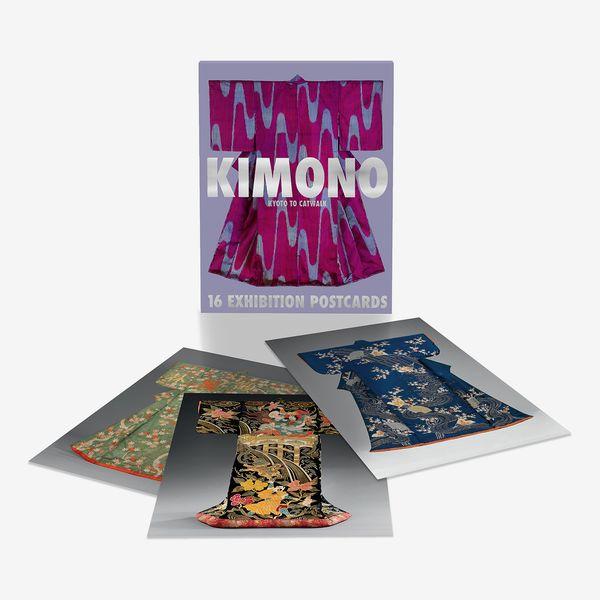 Kimono: Kyoto to Catwalk Postcard Wallet