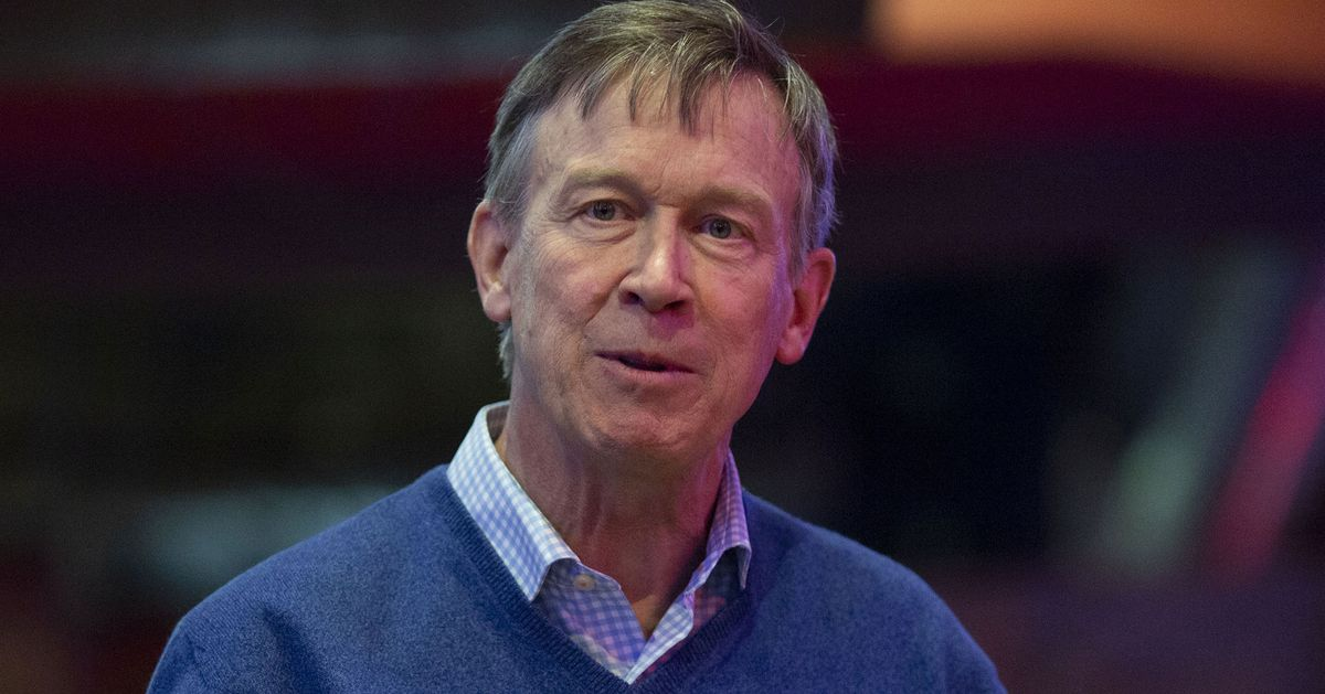 John Hickenlooper Recounts the Time He Took His Mother to See Deep Throat