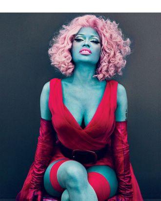 Nicki Minaj for <em>Vogue</em>