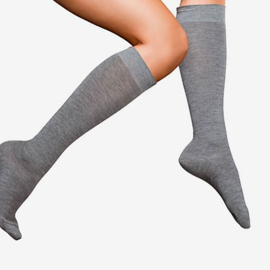 Falke No. 1 Finest Cashmere Ladies Knee-high Socks