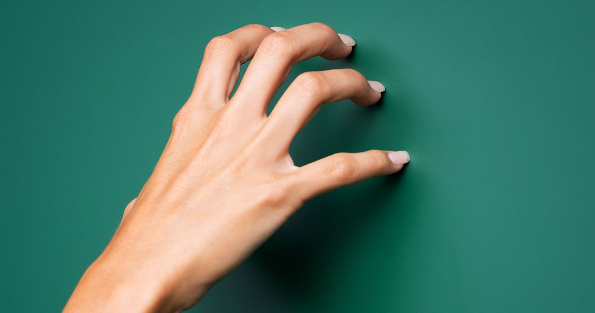 That Nails-on-a-Chalkboard Feeling May Be Its Own Emotion -- Science ...