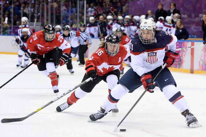 U.S. Women Deserve a Pro Hockey League