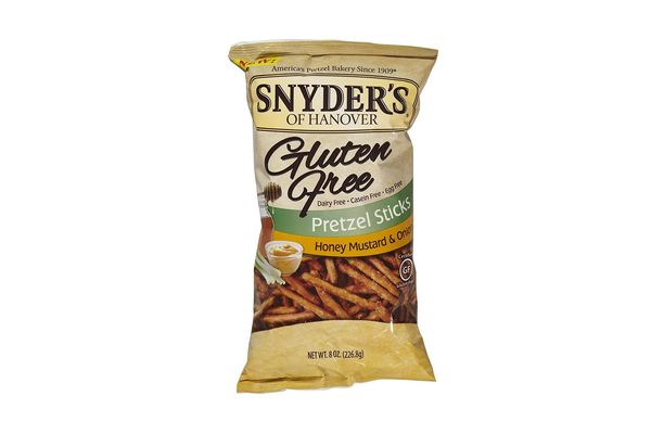 Snyder's of Hanover Gluten Free Pretzels, 2-Pack