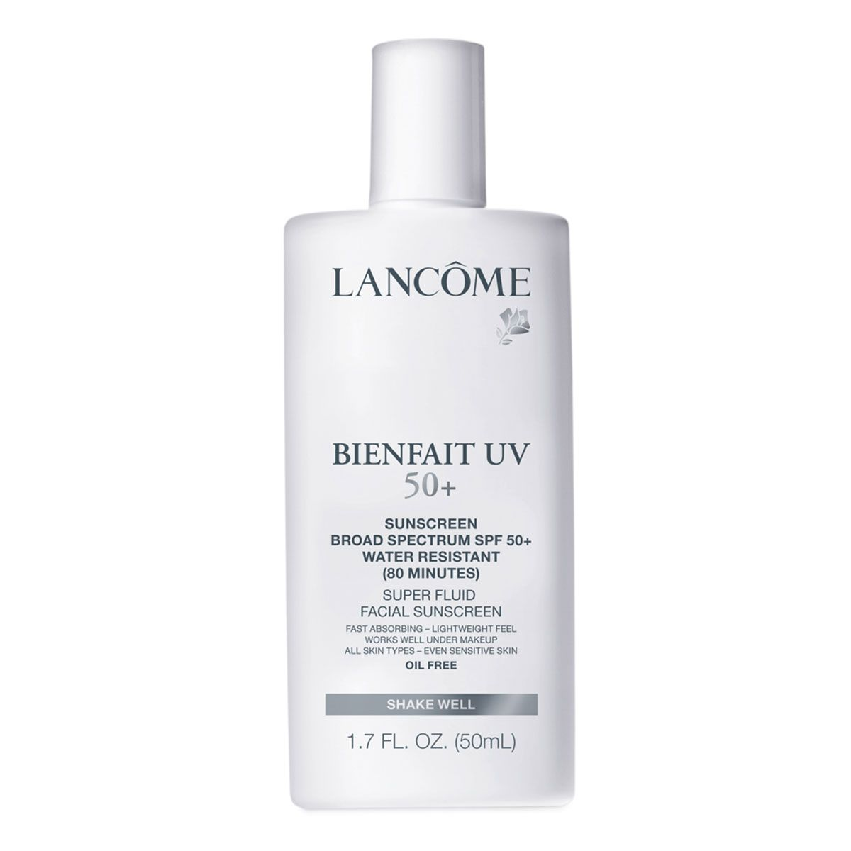 Lancôme BIENFAIT UV SPF 50+ Super Fluid Facial Sunscreen