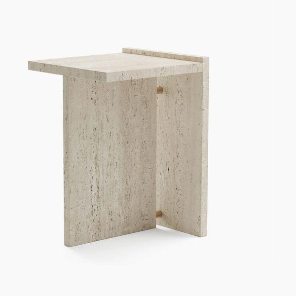 Trnk Segment Side Table