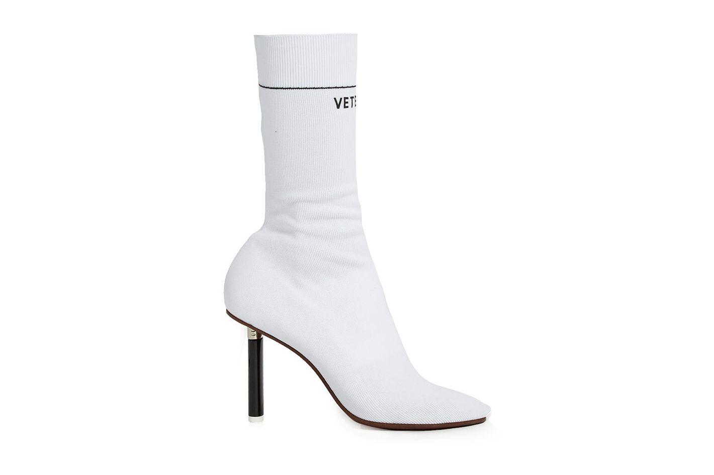 Vetements Lighter Heel Boots