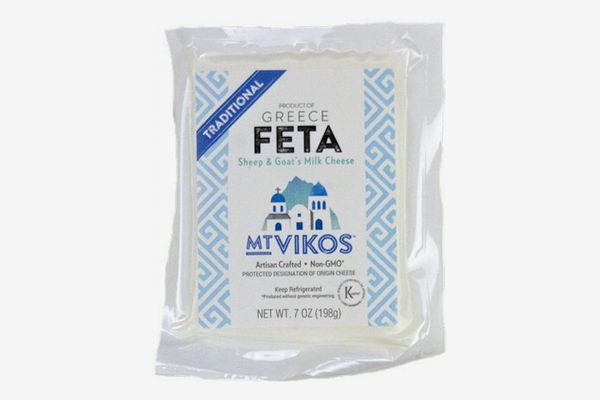 Mt Vikos Feta Cheese, 7 Ounces