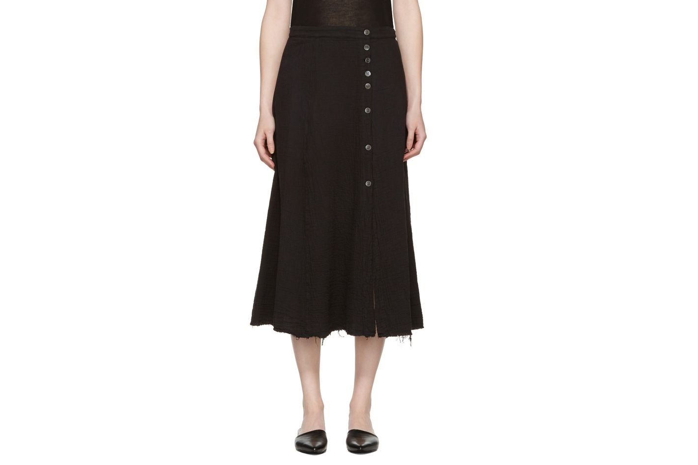 Raquel Allegra Safari Skirt