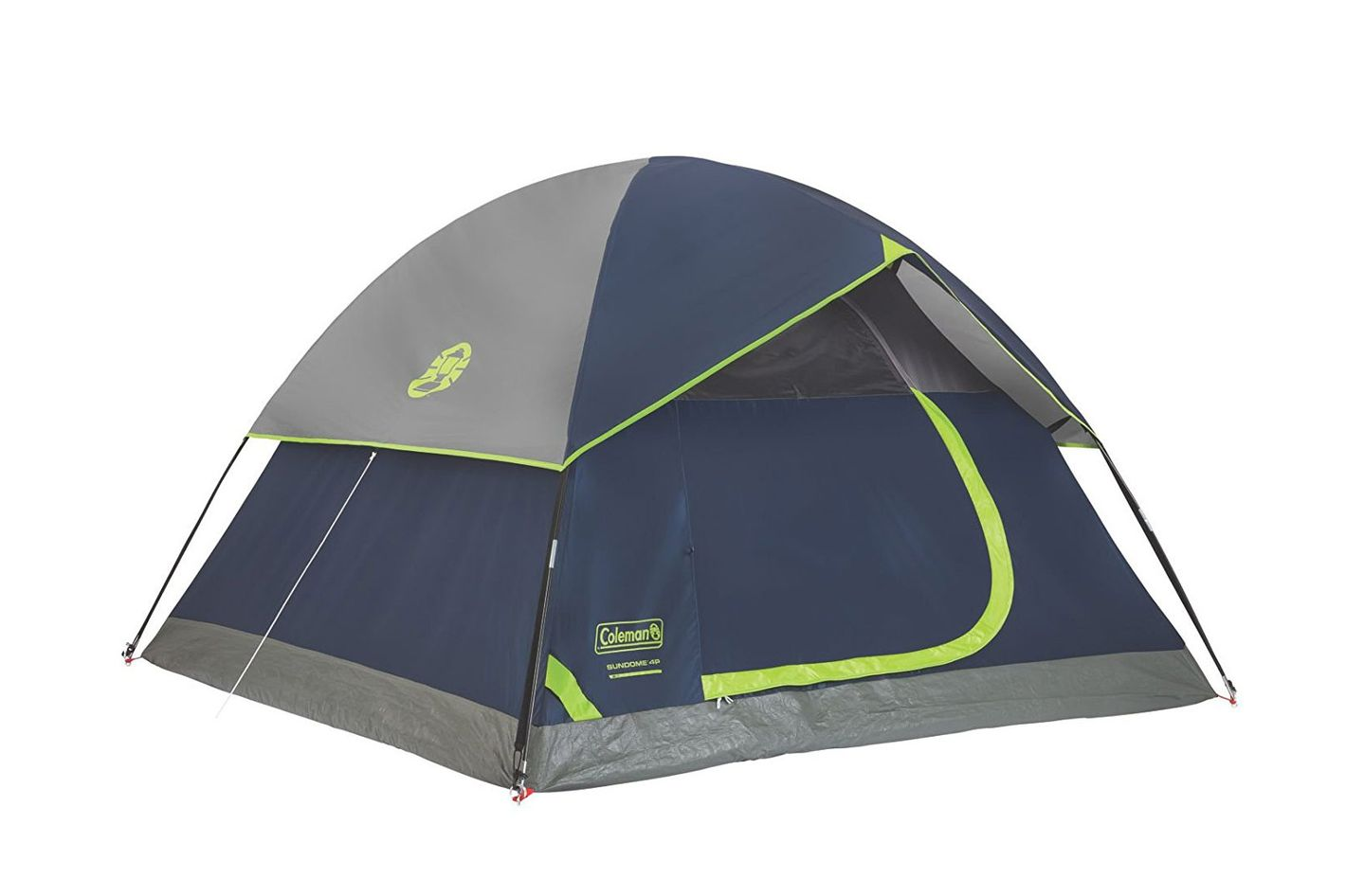 Four-Person Dome Tent  sc 1 st  NYMag & The Best Outdoor Tents on Amazon Reviews