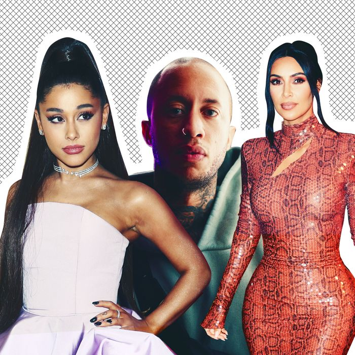 Ariana Grande Appears To Have Spoken Out About the Marcus