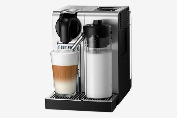 Nespresso De'Longhi Lattissima Pro Espresso and Cappuccino Machine